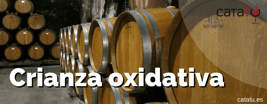 vino crianza oxidativa