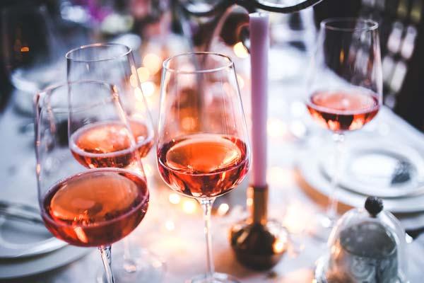 Comprar vino online - Vino rosado