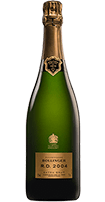 Bollinger Champagne RD 2004 - Cofre