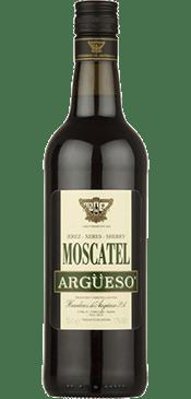 Arg\u00fceso Moscatel