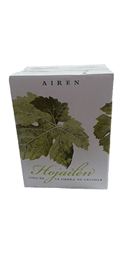 Hojailén Airén 2019 Bag in Box 3L
