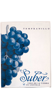 Suber Tempranillo 2019 Bag in Box 3L