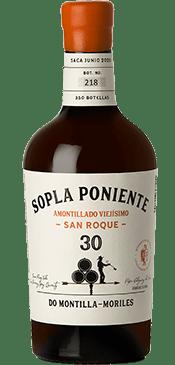 Amontillado Viejísimo San Roque - Sopla Poniente